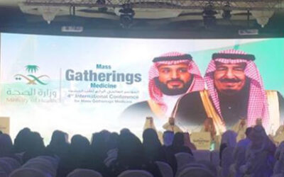 Mass Gatherings Conference Features Nabed's Digital Ecosystem