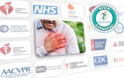 نبض تحصل على مصادقة الهيئة العامّة للغذاء والدواء (SFDA) على برنامجها التثقيفي الخاصّ بفشل القلب